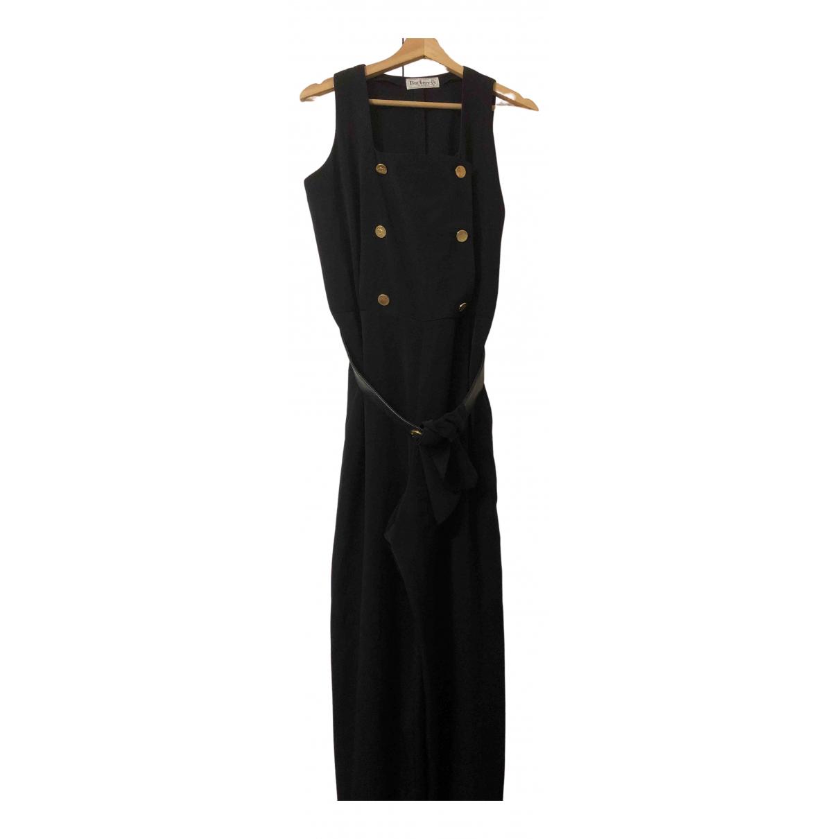 Burberry N Navy jumpsuit for Women 44 FR