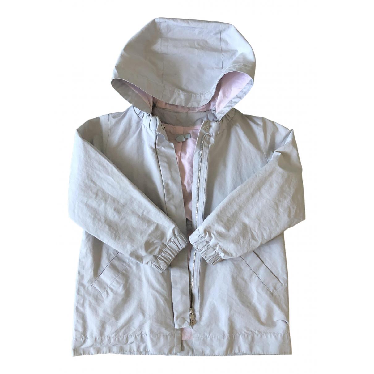 Cos - Blousons.Manteaux   pour enfant en coton - bleu