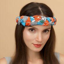 Kopfband mit Strass Dekor