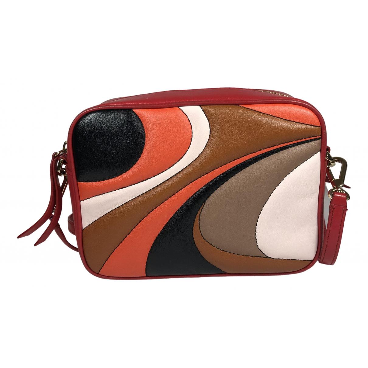 Emilio Pucci \N Multicolour Leather handbag for Women \N