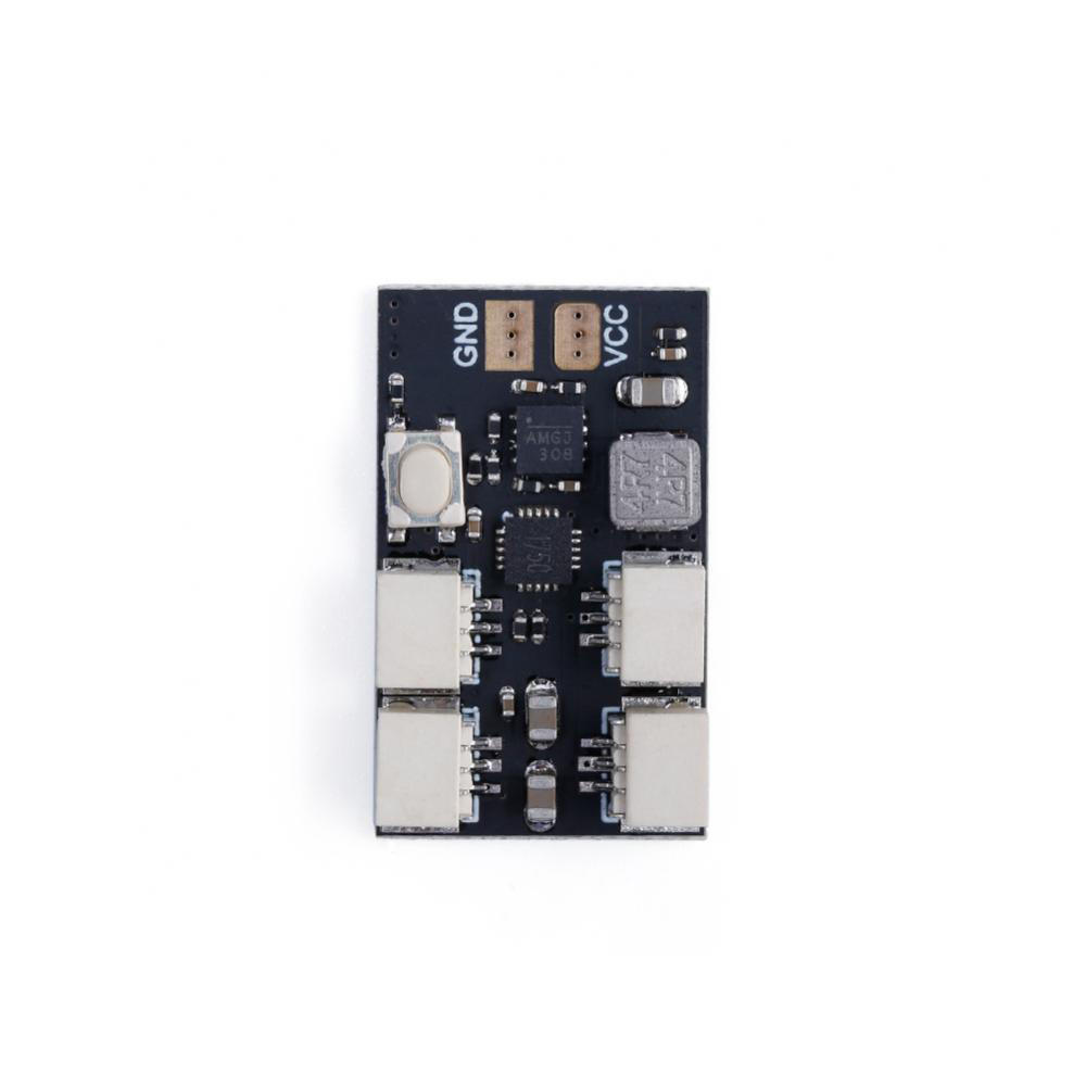 iFlight 2-6S LED Strip Smart Controller Board supports 4 Ultra Bright LED Light 3.5g for RC Drone FPV Racing