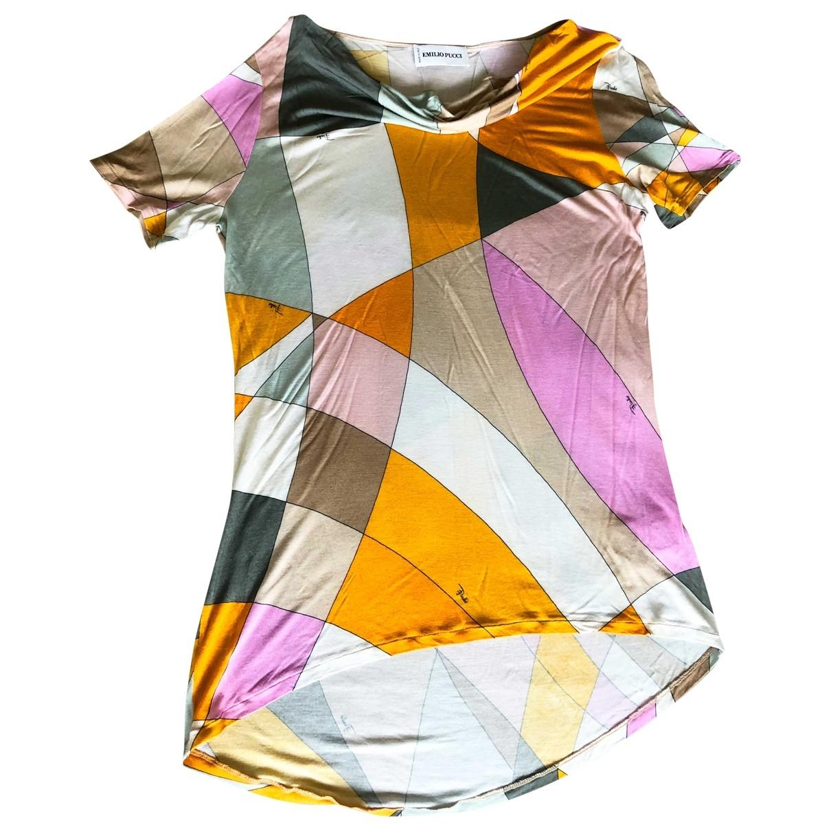 Emilio Pucci - Top   pour femme - multicolore