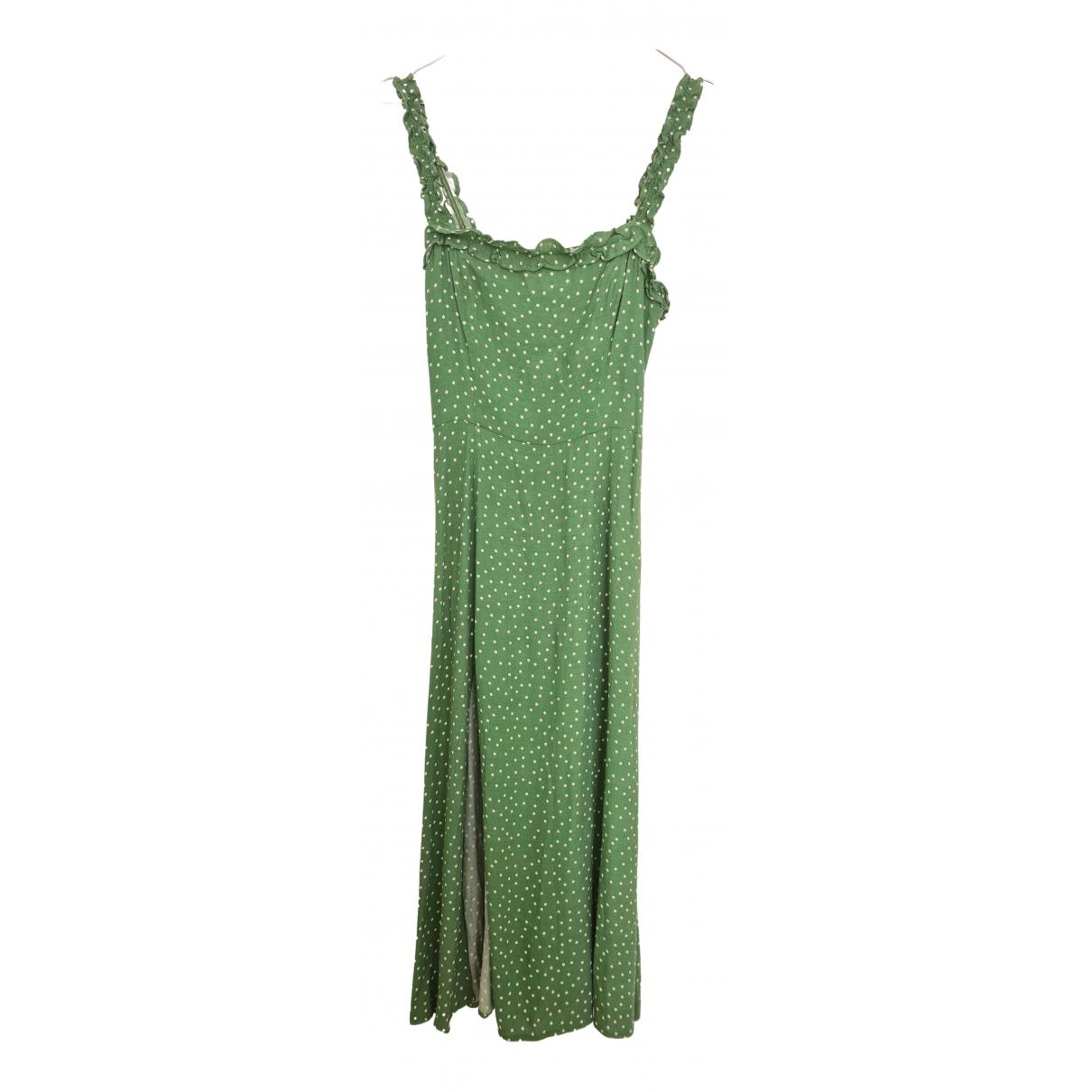 Reformation - Robe   pour femme - vert