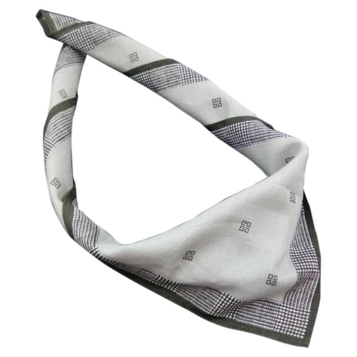 Givenchy - Foulard   pour femme en coton