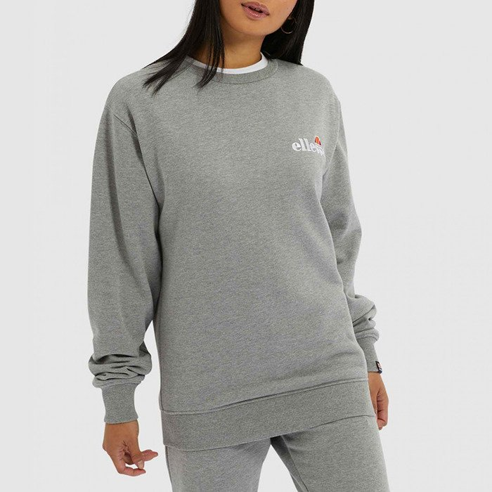 Ellesse Triome Sweatshirt SGS08847 GREY MARL
