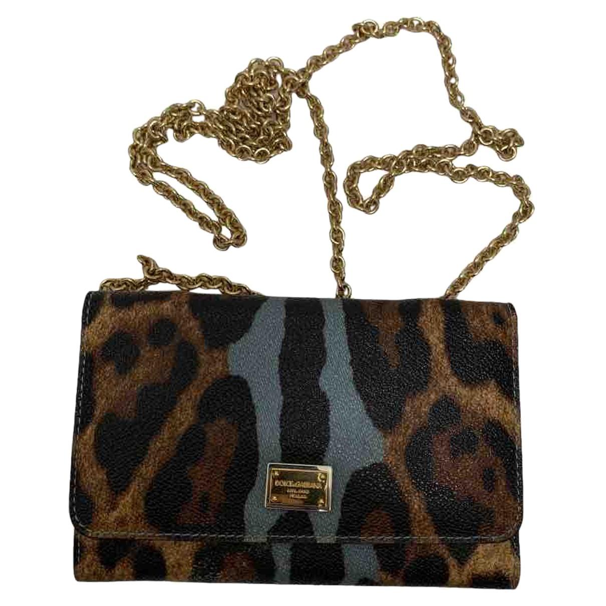 Dolce & Gabbana N Leather handbag for Women N