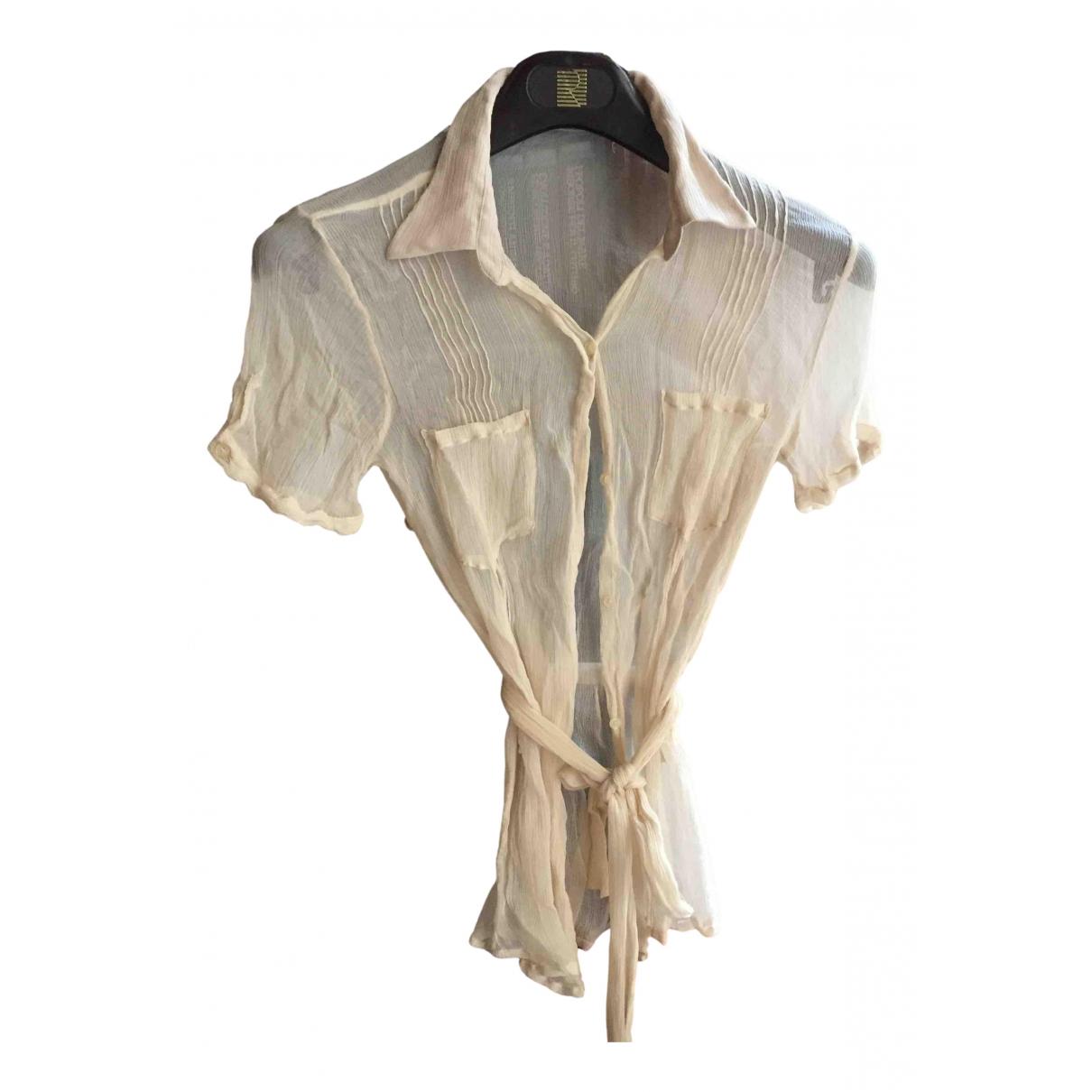 Camisa de Seda Golden Goose