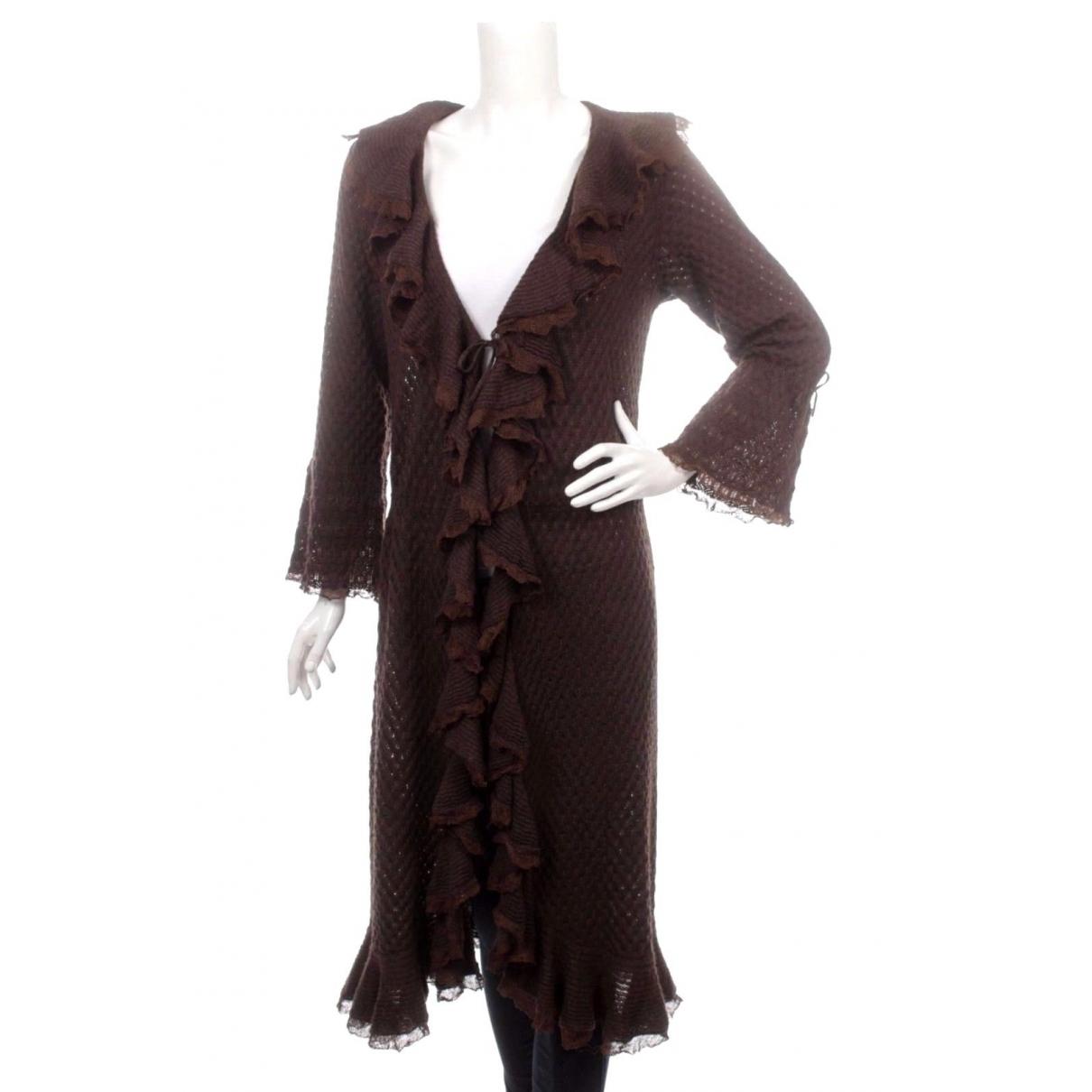 Ralph Lauren \N Brown Wool Knitwear for Women M International