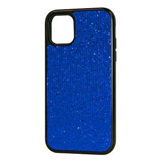 Reiko DIAMOND RHINESTONE Case For APPLE IPHONE 11 (Blue)