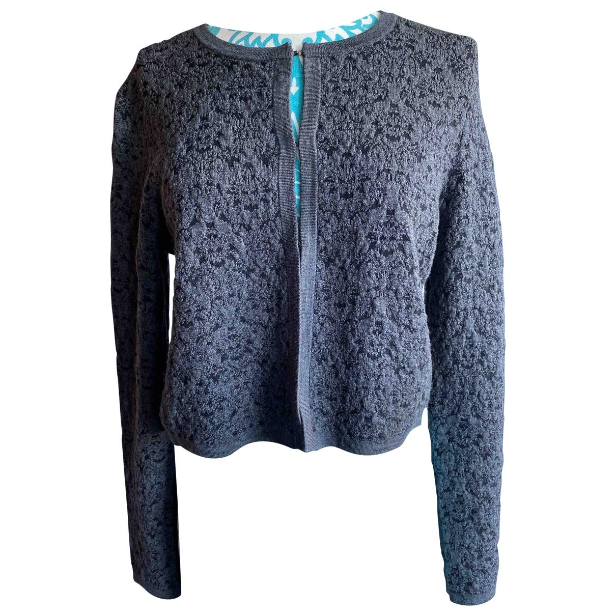 Comptoir Des Cotonniers \N Grey Wool Knitwear for Women S International
