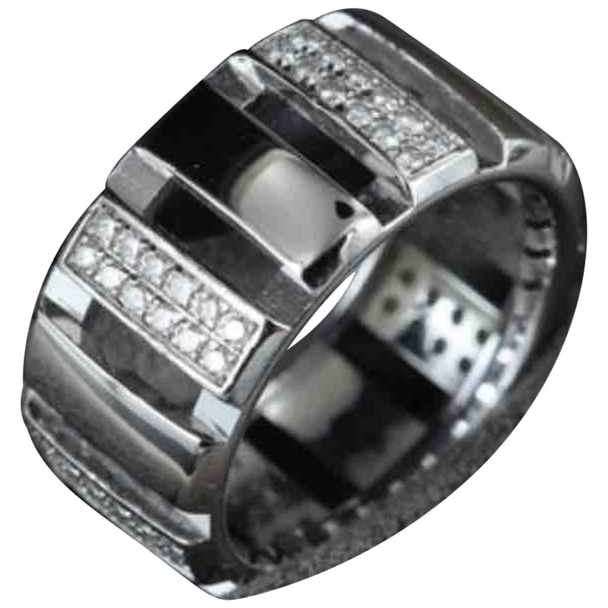 Chaumet Class One Silver White gold ring for Women \N