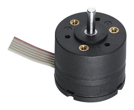 Faulhaber , 6 V dc, 10 Ncm, Brushed DC Geared Motor, Output Speed 4 rpm