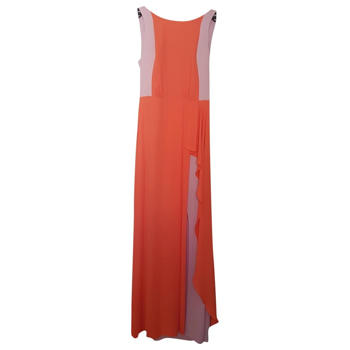 Bcbg Max Azria \N Orange dress for Women 2 US