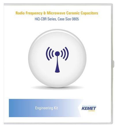 KEMET , Surface Mount Ceramic Capacitor Kit 2000 pieces