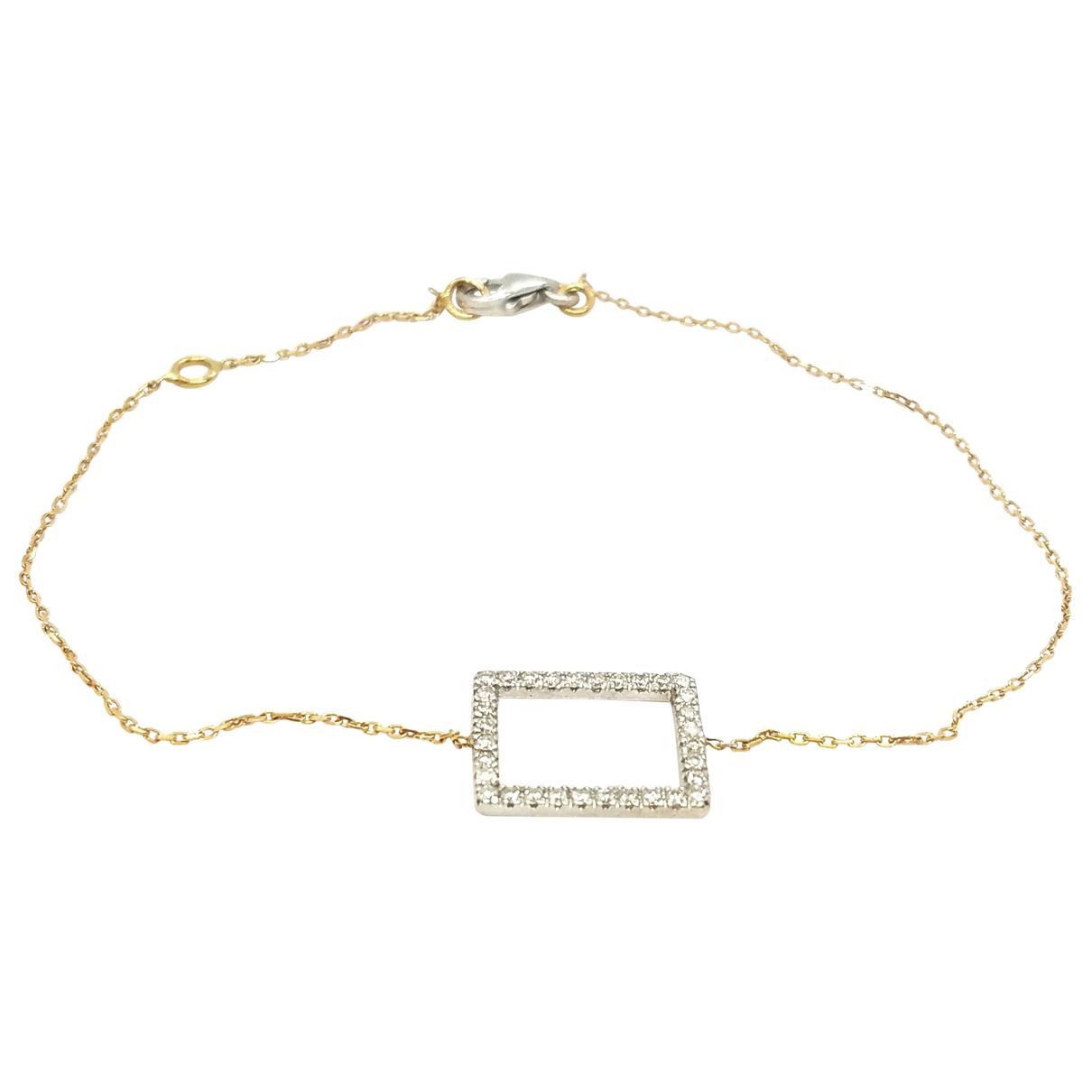 Autre Marque - Bracelet   pour femme en or rose - dore