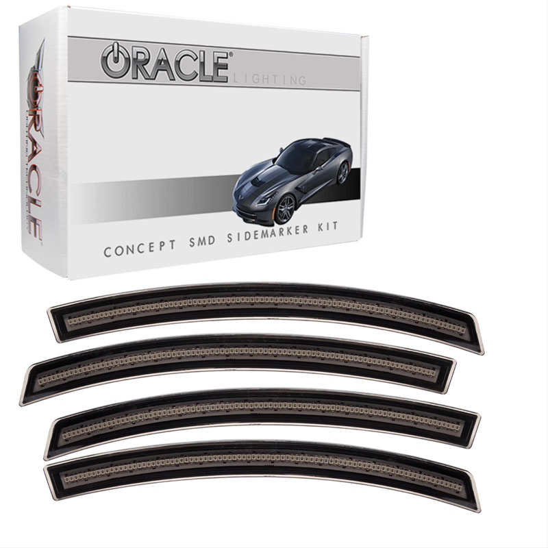 Oracle Lighting 2392-020 Chevrolet Corvette C7 Sidemarkers - Tinted