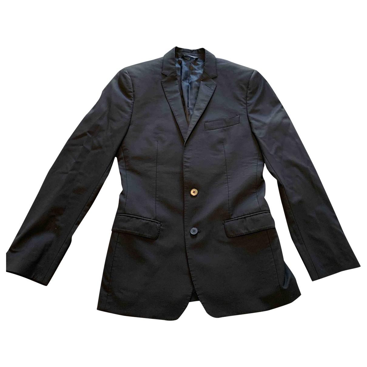 Dolce & Gabbana \N Navy Wool jacket  for Men 46 IT