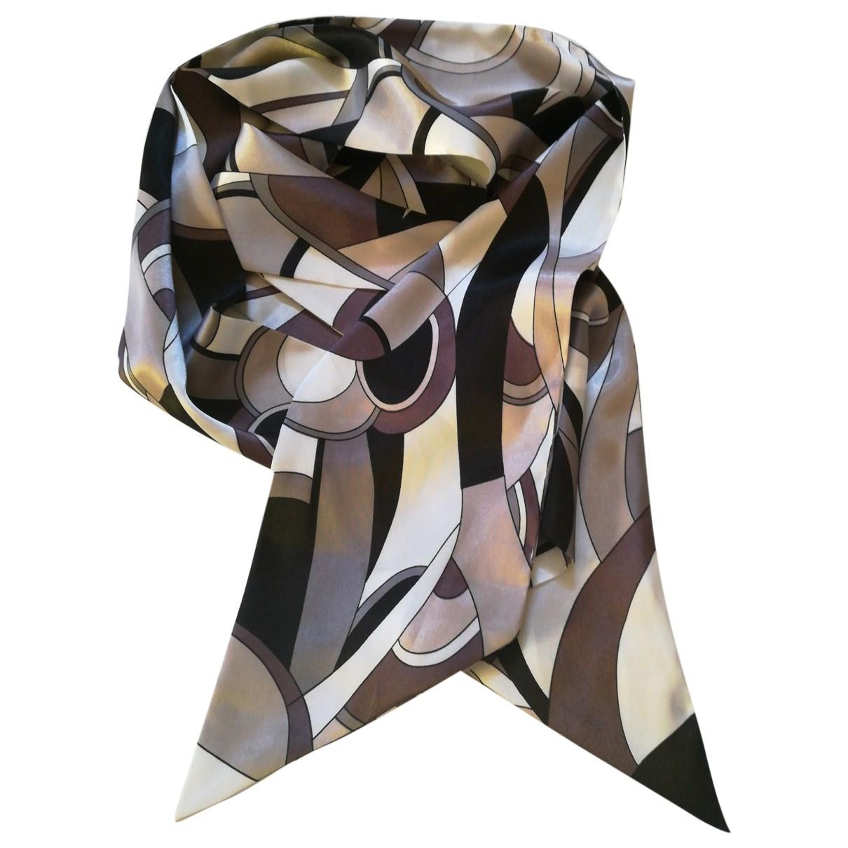 Weber \N Schal in  Bunt Polyester