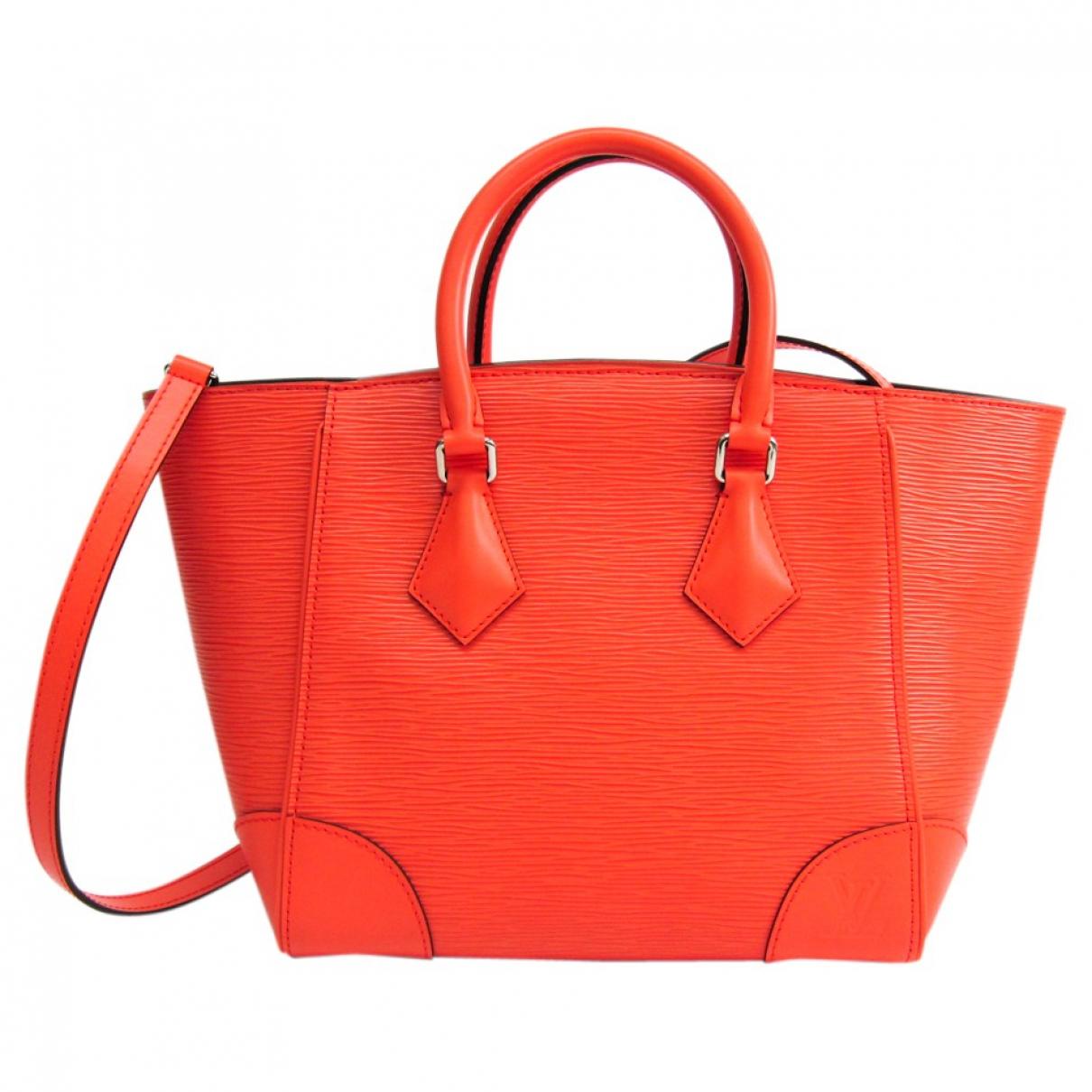 Louis Vuitton Phenix Red Leather handbag for Women N
