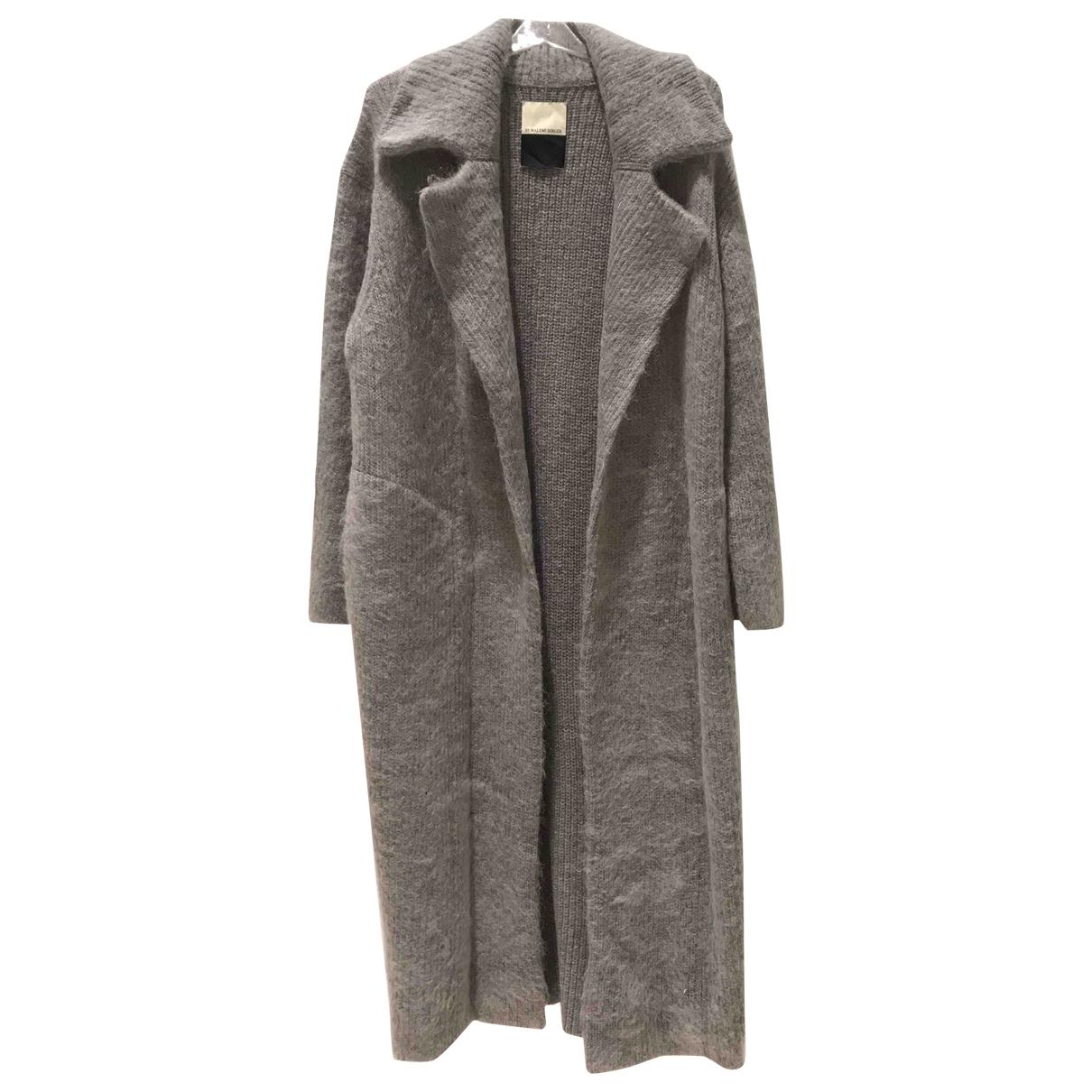 By Malene Birger \N Grey Wool Knitwear for Women L International