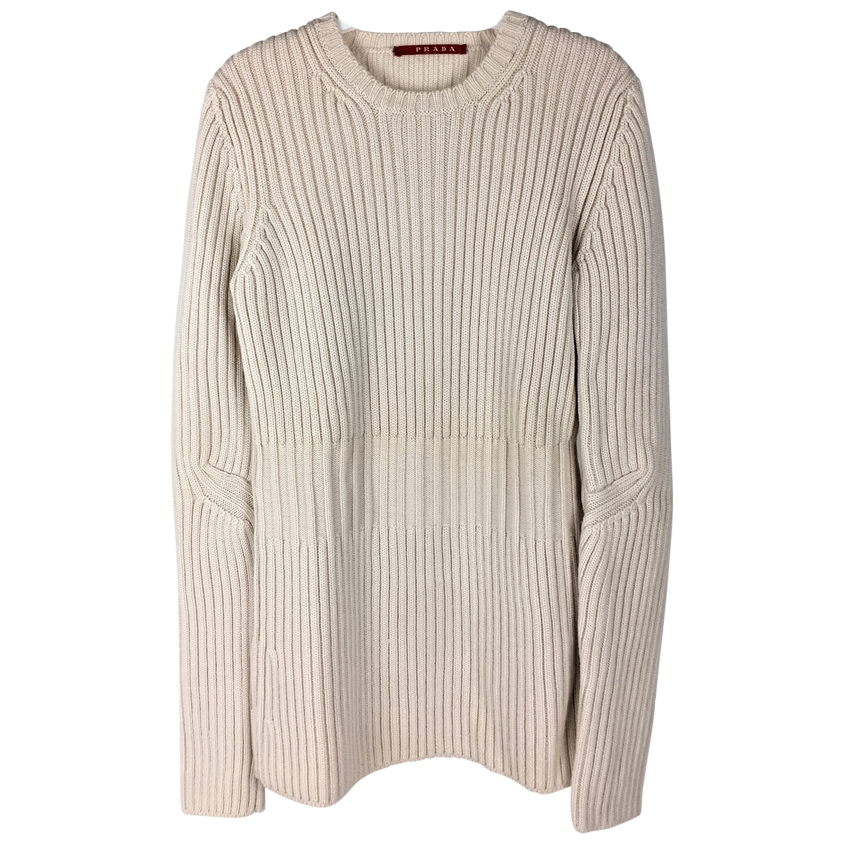 Prada - Pull   pour femme en laine