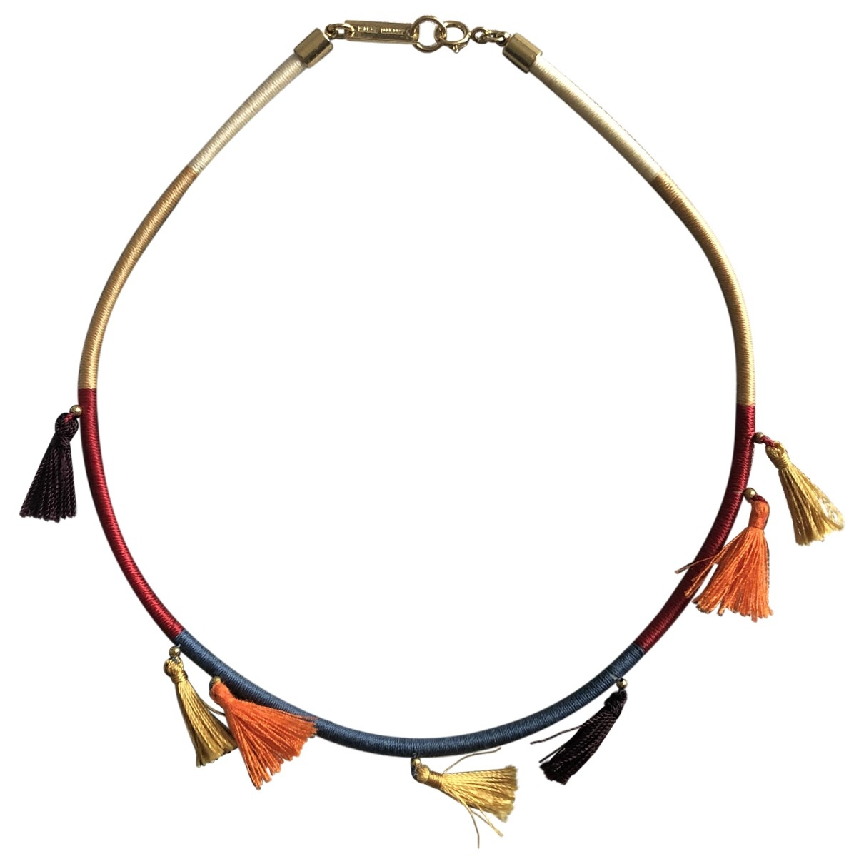 Isabel Marant \N Multicolour Metal necklace for Women \N