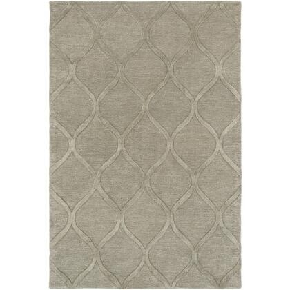 AWUB2154-69 6' x 9' Rug  in Ivory and