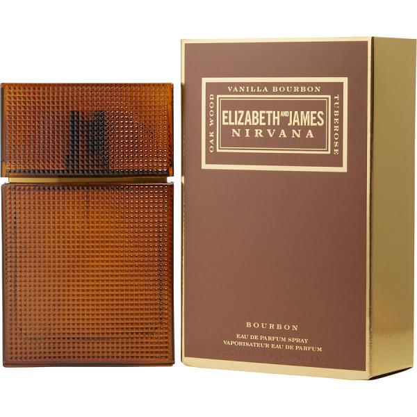 Nirvana Bourbon - Elizabeth and James Eau de parfum 50 ml