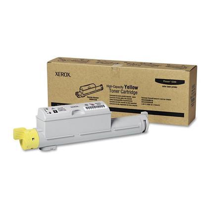 Xerox 106R01220 Original Yellow Toner Cartridge High Yield