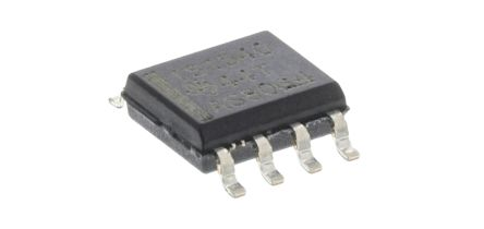 Texas Instruments ISO1540D , 2-Channel I2C Digital Isolator 1Mbps, 2500 Vrms, 8-Pin SOIC (2)