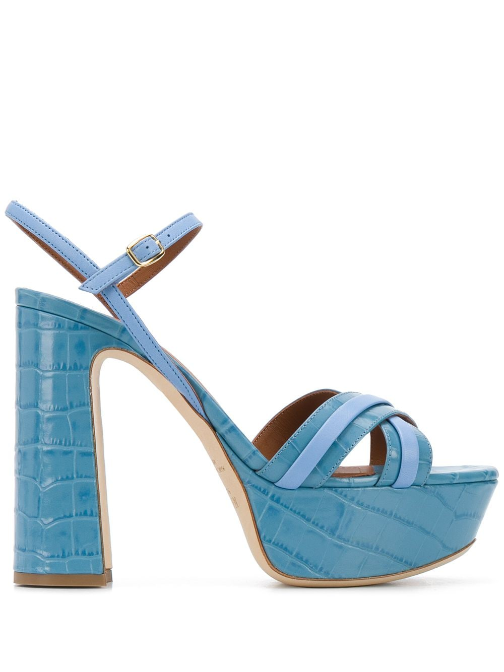 Mila Leather Sandals