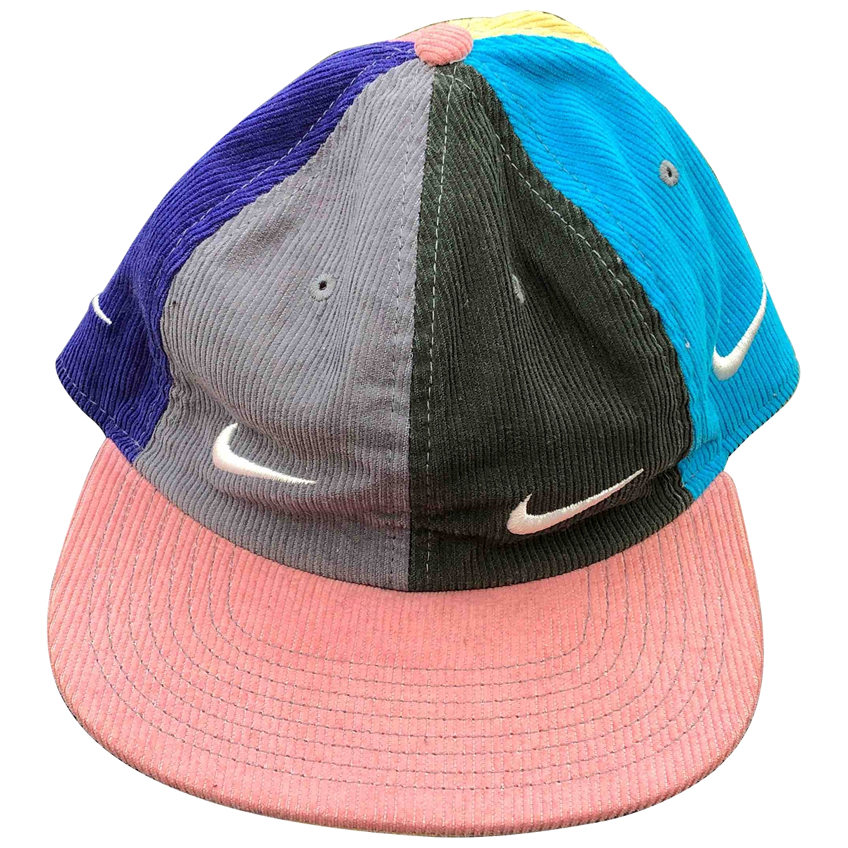 Nike \N Hut, Muetzen in  Bunt Baumwolle