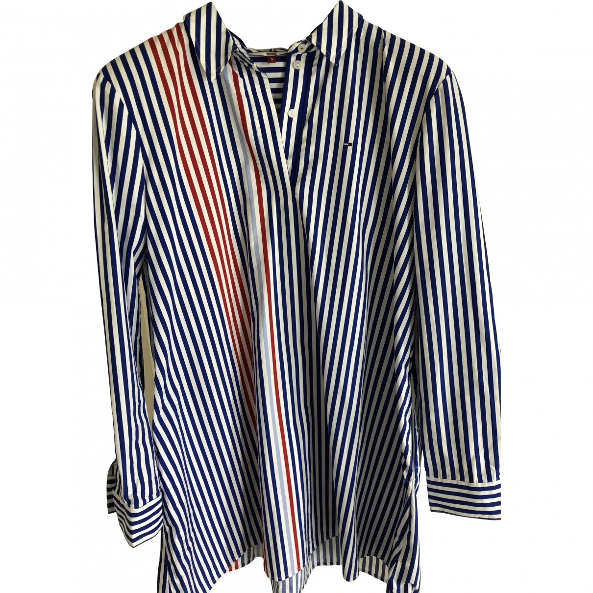 Tommy Jeans \N Multicolour Cotton - elasthane dress for Women S
