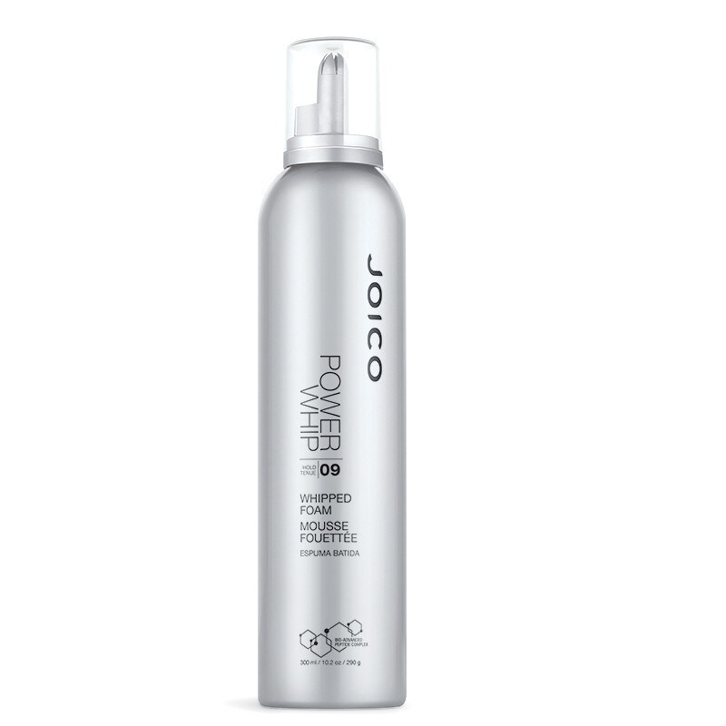 Joico 10.2-ounce Power Whip Foam Mousse (Travel Size - Any - Hair Mousses and Foams - 10)