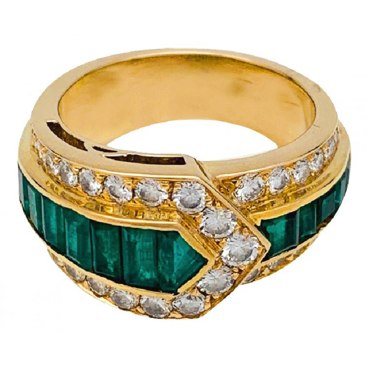Van Cleef & Arpels \N Ring in  Gold Gelbgold