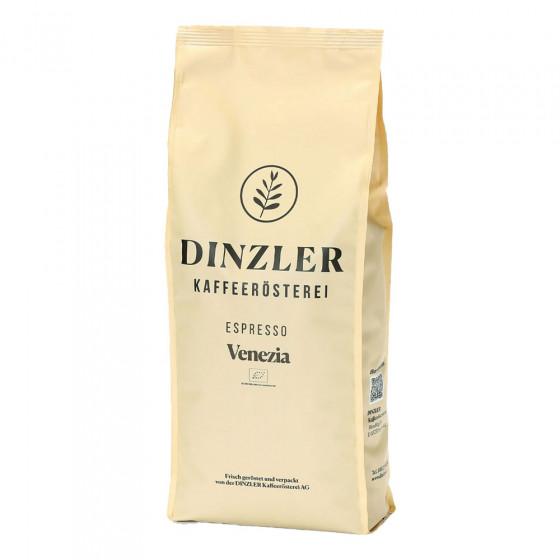 "Kaffeebohnen Dinzler Kaffeerosterei ""Bio Espresso Venezia"", 1 kg"