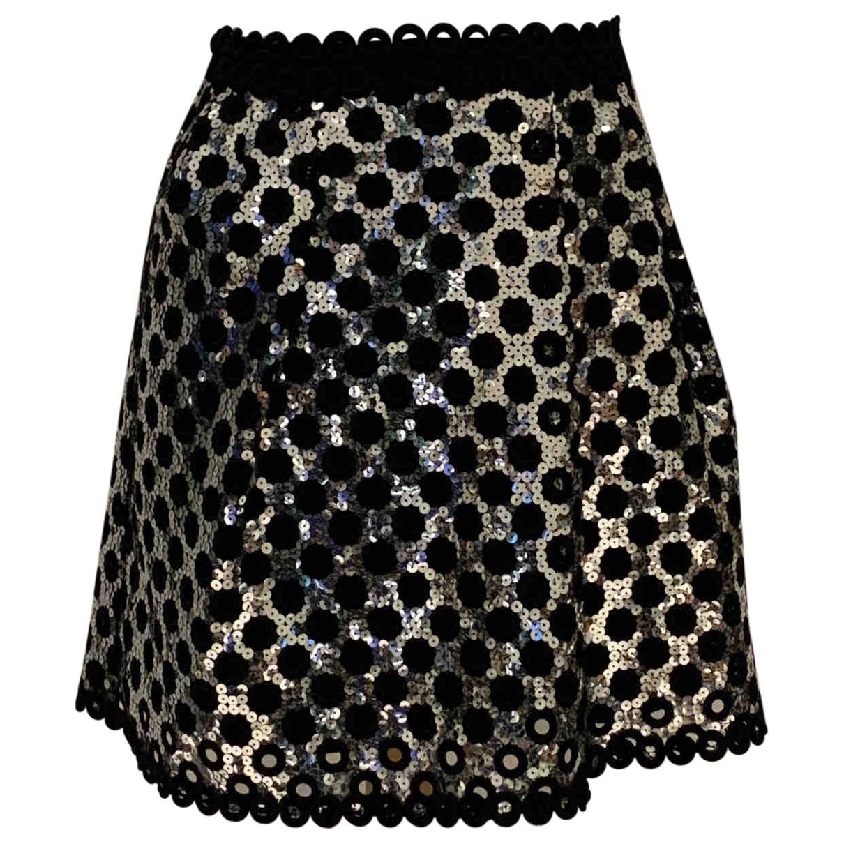 Mini falda de Con lentejuelas Marc Jacobs