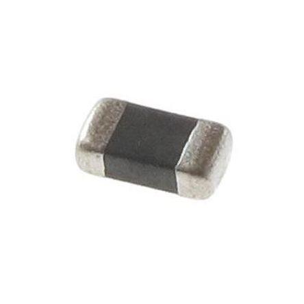 Murata Ferrite Bead (Chip Bead), 1 x 0.5 x 0.5mm (0402 (1005M)), 1000Ω impedance at 100 MHz (200)