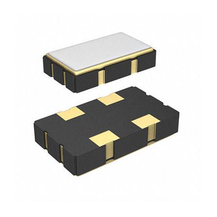 EPSON , 25MHz XO Oscillator CMOS, 4-Pin X1G004451000412