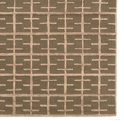 RUGAE1881 8 x 10 Rectangle Area Rug in