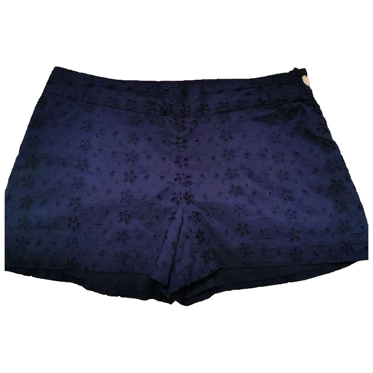 Polo Ralph Lauren \N Blue Cotton Shorts for Kids 16 years - M FR
