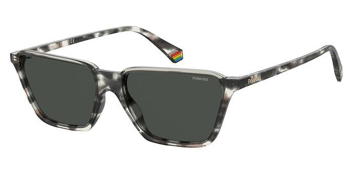 Polaroid PLD 6126/S AB8/M9 Men's Sunglasses Tortoise Size 56