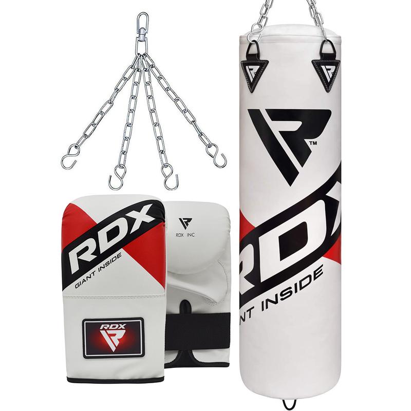 RDX F10 Boxsack mit Sandsackhandschuhe