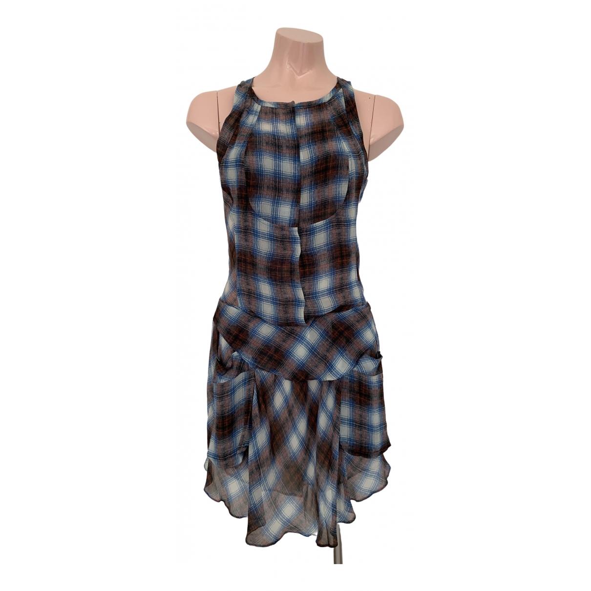 Isabel Marant - Robe   pour femme en soie - multicolore