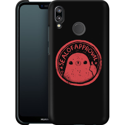 Huawei P20 Lite Smartphone Huelle - Seal of Approval von Louis Ros