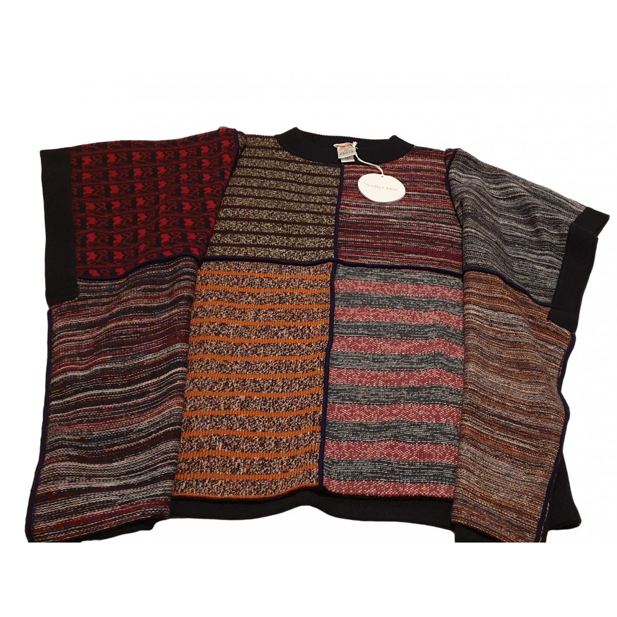 See By Chloe - Veste   pour femme en coton - multicolore