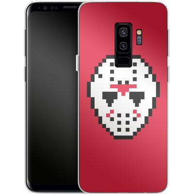 Samsung Galaxy S9 Plus Silikon Handyhuelle - Jason von caseable Designs