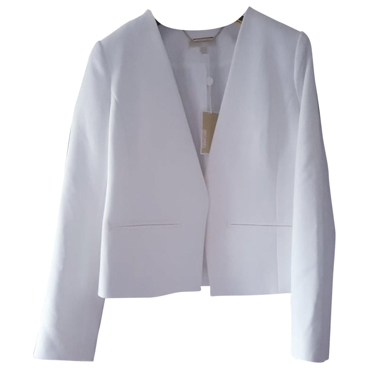 Michael Kors \N White jacket for Women 10 US