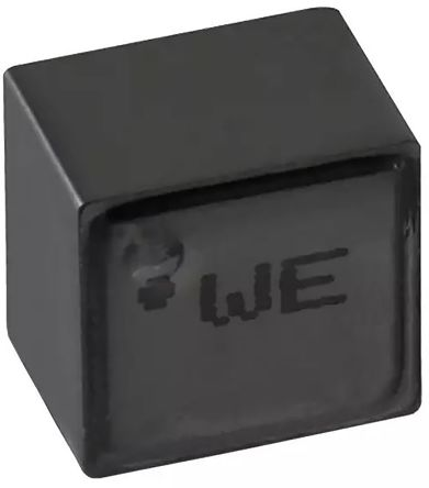 Wurth Elektronik Wurth, WE-XHMI, 6030 Shielded Wire-wound SMD Inductor 1 μH ±20% Wire-Wound 12A Idc (2)