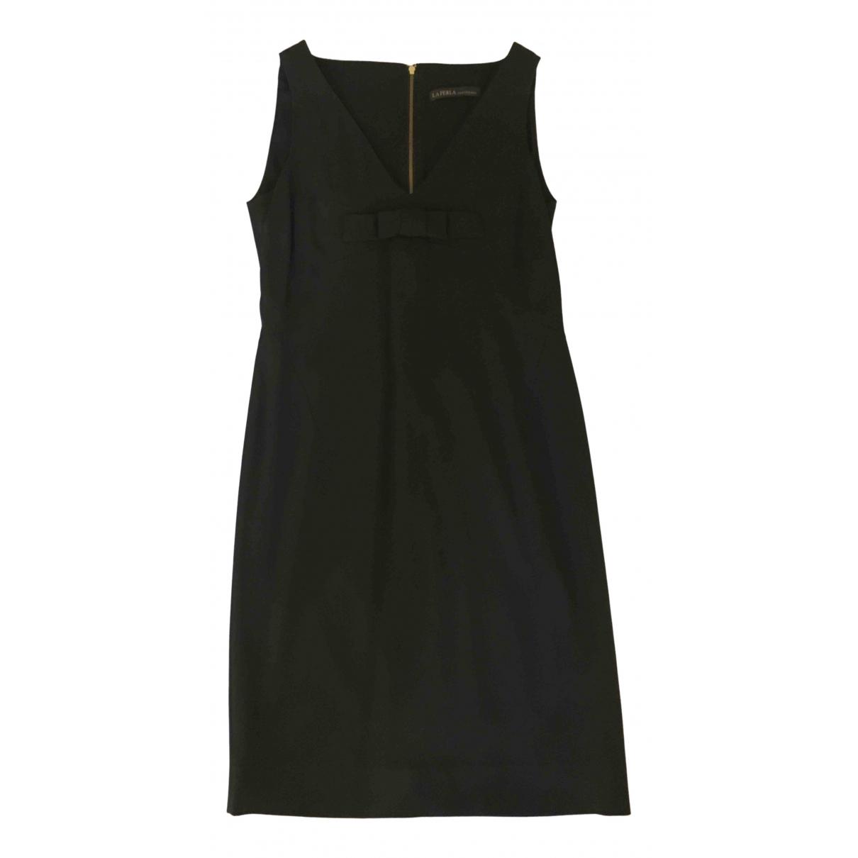 La Perla N Black dress for Women 44 IT